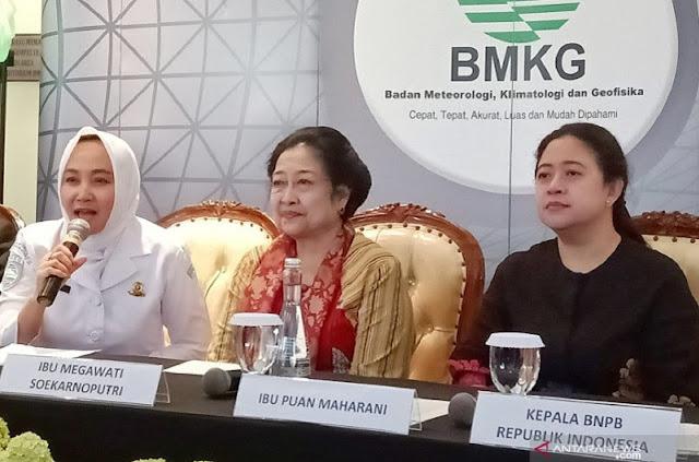 Megawati Ingatkan Jokowi Waspada Gempa Megathrust: Ini Beneran