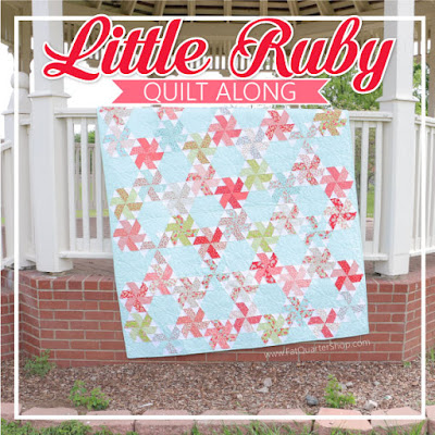 Little Ruby Quilt Along