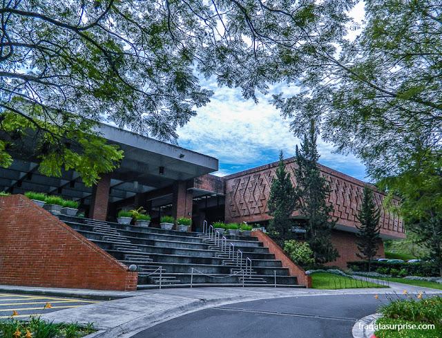 Museu Ixchel do Traje Indígena, Cidade da Guatemala