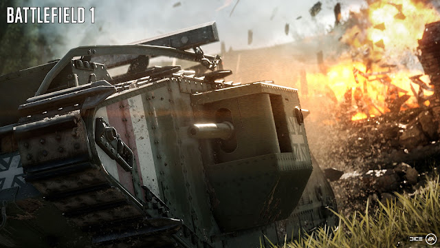 E3 2016: EA Press Conference Roundup  battlefield 1