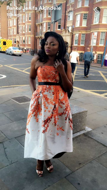 Actress-Funk- Akindele-celebrates-her-39th-Birthday-today-in-London