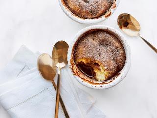 Cách làm pudding tiramisu vị ngon của 2 món tráng miệng 3