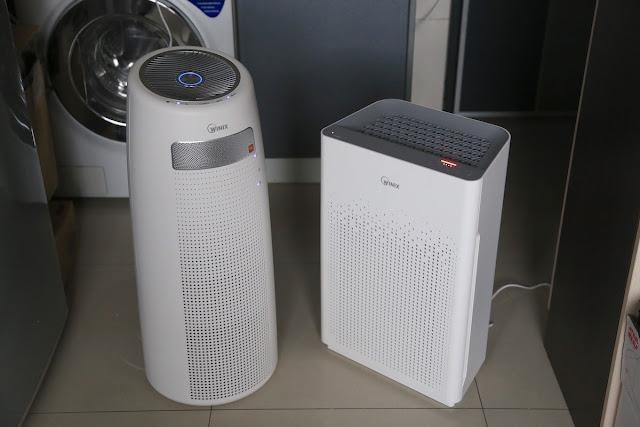 [科技] [家電] WINIX 清淨機 TOWER QS 旗艦款+ZERO-S 家庭淨化版開箱:自動除菌離子、True HEPA 濾網守護家人健康
