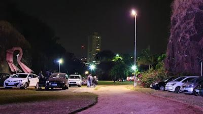 Além da embocadura da Pedreira do Chapadão, a cidade de Campinas tenta voltar à normalidade.