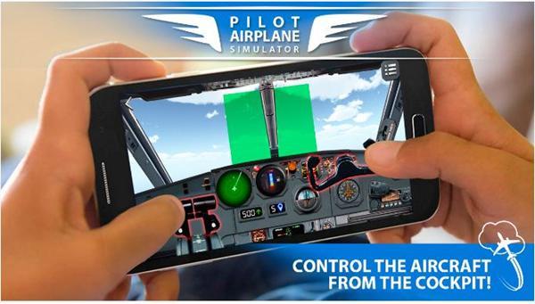 Pilot Airplane simulator