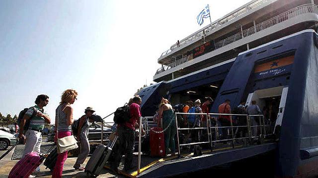 Αυξημένη η ταξιδιωτική κίνηση των Ελλήνων σε δημοφιλείς προορισμούς του εσωτερικού σε σχέση με πέρσι