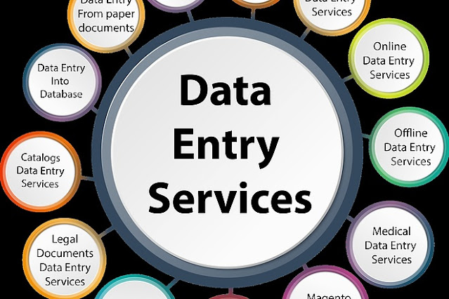 10. Data Entry Worker