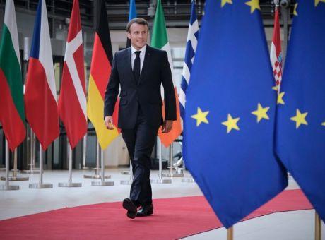 Η ευκαιρία της Γαλλίας να ηγηθεί της Ευρώπης