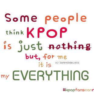 K-POP: Demam yang tidak bisa disembuhkan