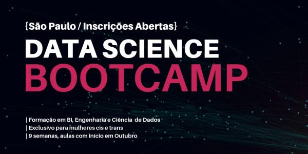 Projeto ensina Ciência de Dados gratuitamente para mulheres