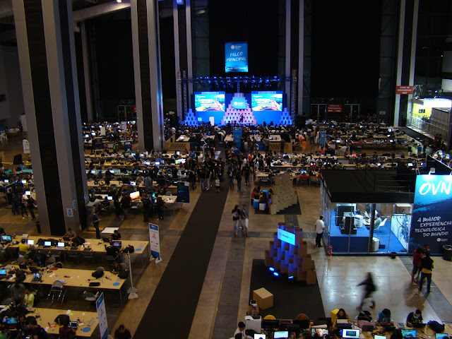 Primeira Campus Party em Brasília Supera Expectativas de Público | Blog Why Not?