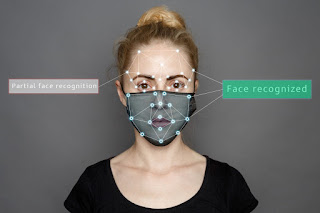 DHS's Facial/Iris Recognition Can ID Airline Passengers Wearing Masks Face