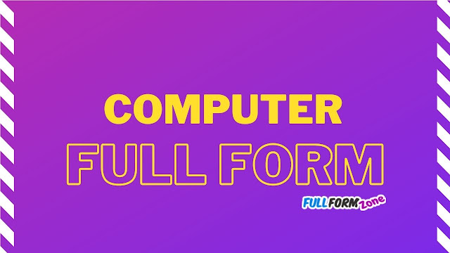 computer-full-form