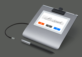 Télécharger Wacom STU-530 Pilote Pour Windows