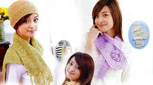 3 Patrones de Bufandas para tejer al crochet