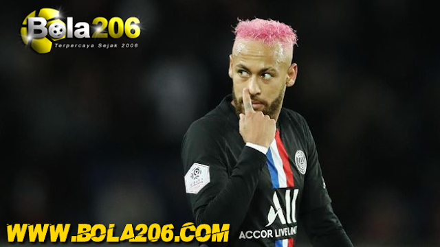 Neymar Menjadi Raja Selanjutnya Didunia