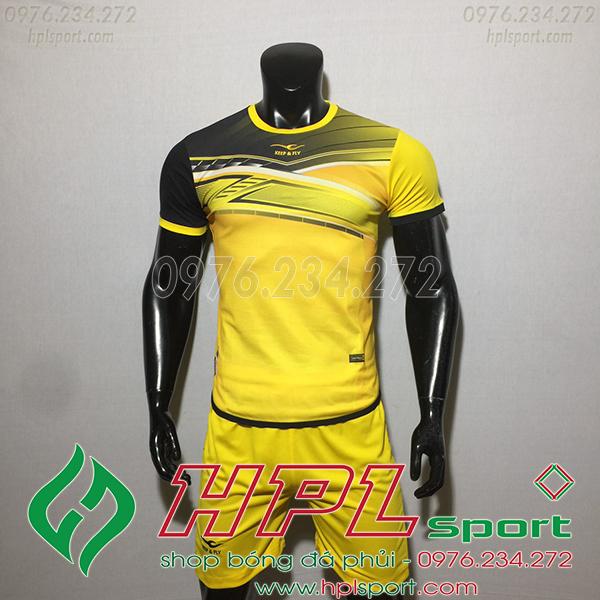Áo ko logo KeepFly PVĐ màu vàng