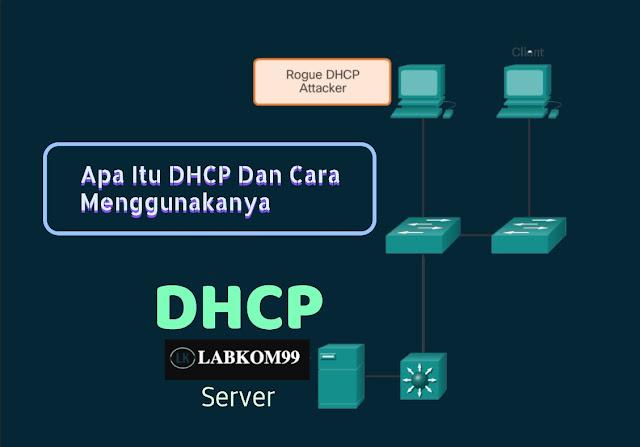 Apa Itu DHCP Dan Cara Menggunakanya