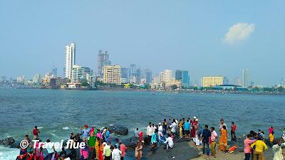 a view of Mumbai By travelflue