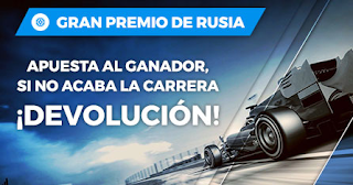 Paston promo F1 GP Rusia 29-9-2019
