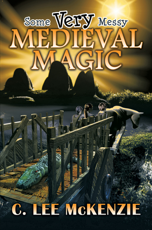 Cover image of Some Very Messy Medieval Magic