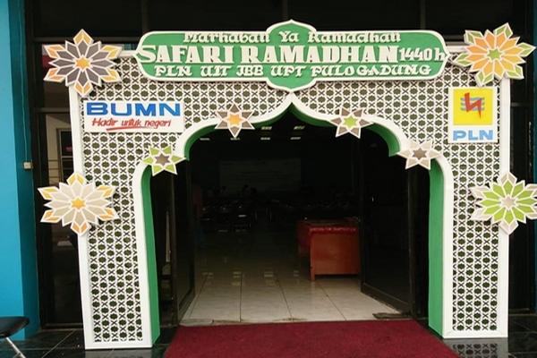 Dekorasi Ramadhan di Kantor BUMN