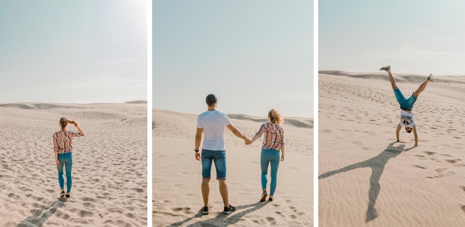 dania, atrakcje, plaże w danii, pustynia w danii