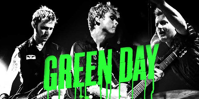 パンクロックの代表的なバンド・Green Day(グリーンデイ)のおすすめ代表曲を紹介