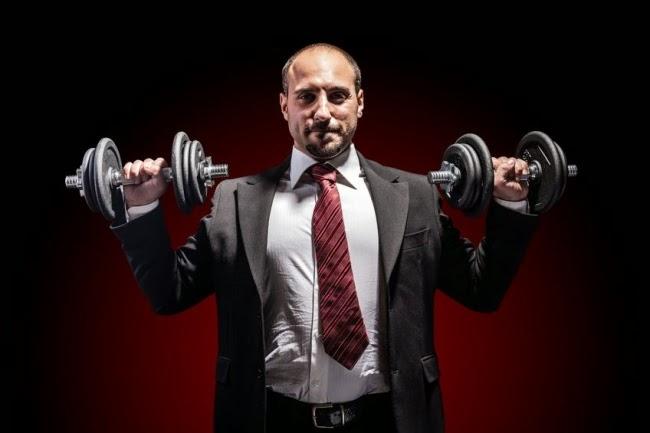 stres i korporacje, kortyzol i trening