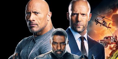 Hobbs y Shaw Póster