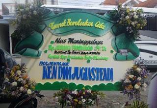 Pesan Bunga Malang Jawa Timur