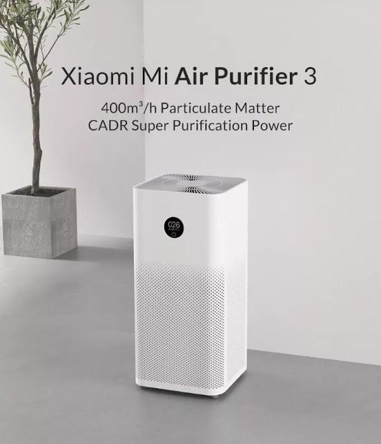 MI air purifier