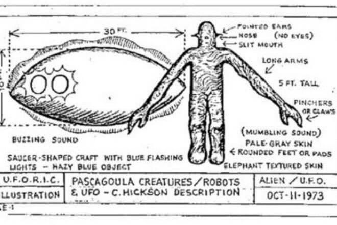 Misteri 'Calvin Parker' Nelayan Yang Diculik 'Alien Kulit Kedut'