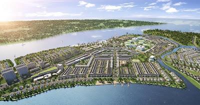 Sản phẩm mua bán chuyển nhượng tại dự án Aqua City