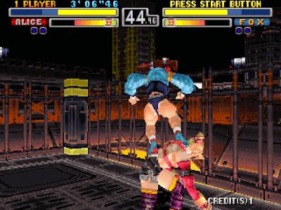 Bloody Roar arcade videojuega descargar gratis