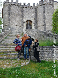 castelo medieval guia portugues - Arredores de Roma: Città Ducale