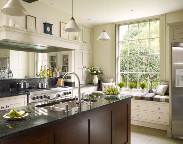 Martin Moore Kitchens Grey