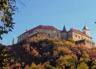 Мукачево. Замок Паланок. Исторический музей