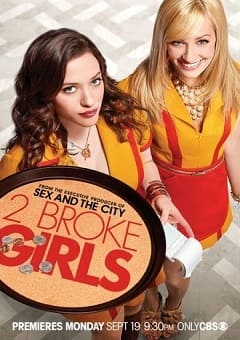 2 Broke Girls - 1ª Temporada Torrent Download