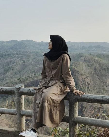 destinasi wisata Puncak Sosok Bawuran bantul jogja