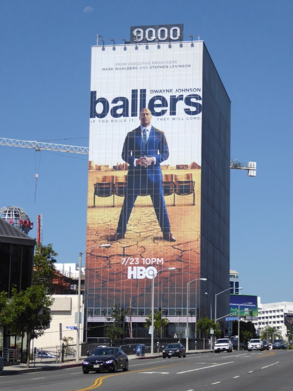 Giant Ballers season 3 billboard