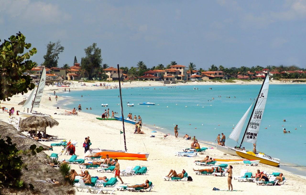 Playa Varadero, Cuba, viajes y turismo
