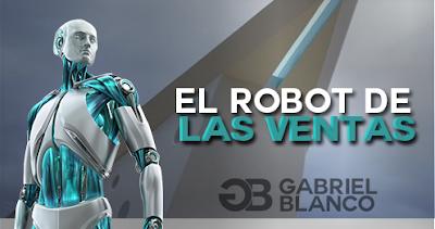 robot de las ventas