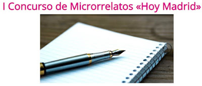 I Concurso de Microrrelatos Hoy Madrid