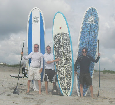2007 - 2012: My First 5 Years in SUP - The People, The Sessions, The Races, the Camaraderie