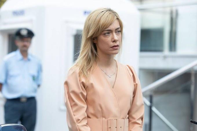 Ντάνη Γιαννακοπούλου : Προοριζόταν για άλλους ρόλους στην σειρά «Ήλιος» και όχι για την «Αθηνά»