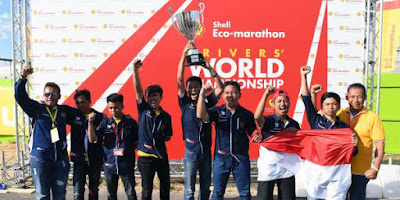 Mahasiswa ITS Membanggakan Raih Juara Tingkat ASEAN