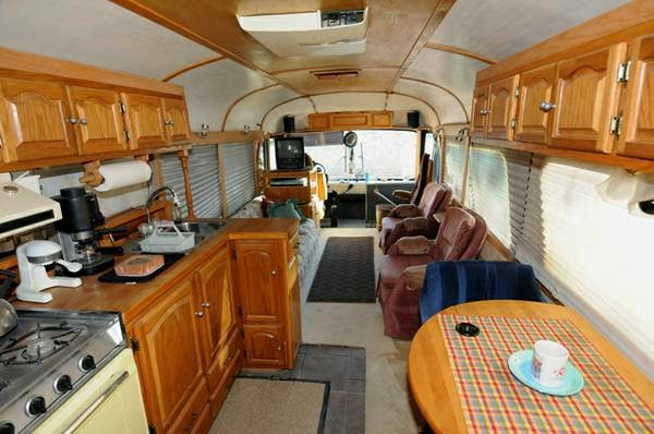 Forced Air Propane Heater >> Used RVs 1962 GM 4106 Bus Conversion Motorhome For Sale by ...