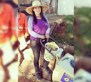 'Menina do Picolé' manda recado da realidade para mulheres que a insultaram pela profissão