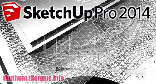 Download Google SketchUp 2014 Full Cr@ck + V-ray 2.0